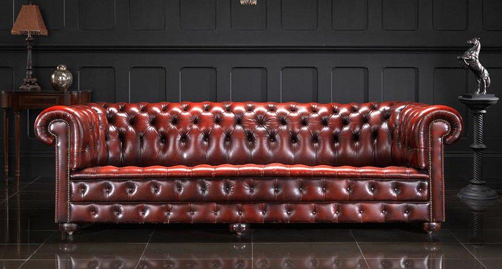 WESTMINSTER - luxusná sedačka Chesterfield