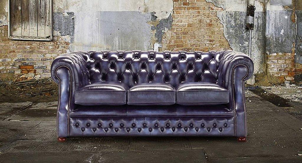 COPTHORNE - luxusná kožená sedačka