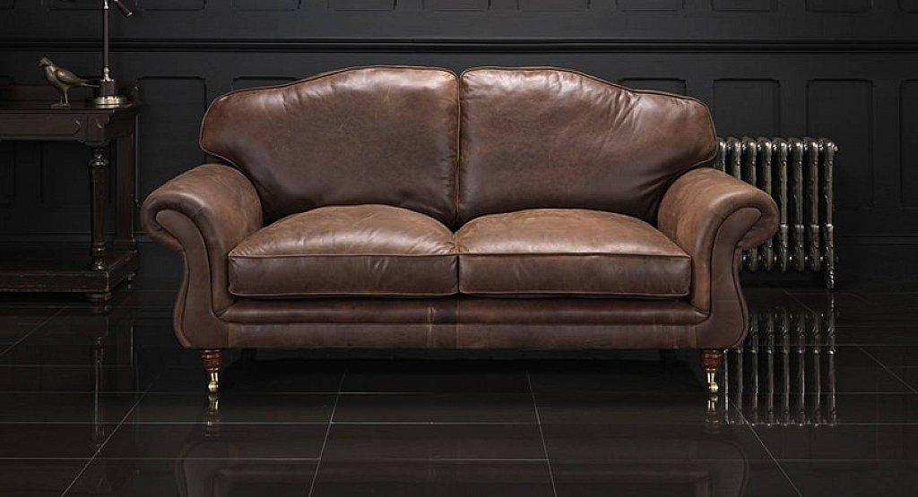 ROYALE - luxusná kožená sedacia súprava